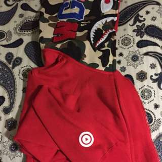Replica Bape hoodie