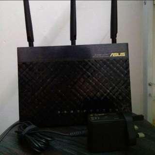 ⭐ Asus AC68U Router 路由器