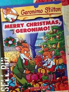 Geronimo Stilton paperbacks