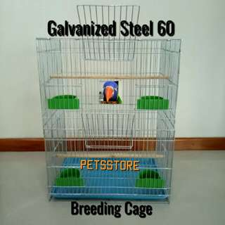 2ft Tall Cage