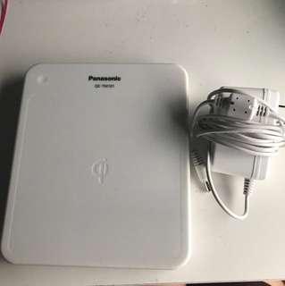 Panasonic wireless charger pad