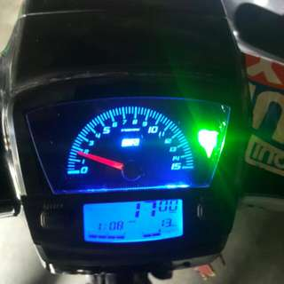 Meter Uma Racing Pnp Ex5