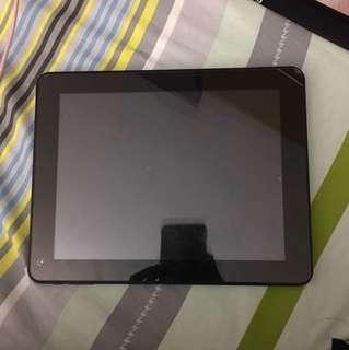 黑色平板電腦tablet