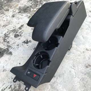 BMW e46 arm rest-perfect base, switch but broken arm-PRICE REDUCED!