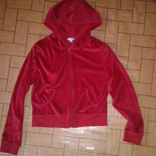 BONGO Red jacket