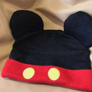 日本迪士尼毛帽—米奇款