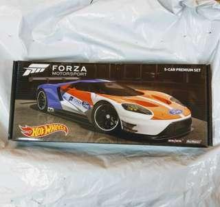 [最後一set]Hot wheels 美版 forza set vol 2 禮盒