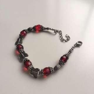 Brand New: Butterfly Bracelet
