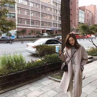 🚚 Amissa繭型大衣
