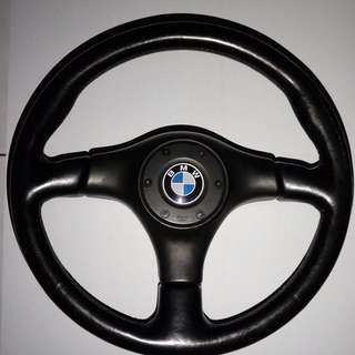 Stir Racing Kulit BMW, Nardi asli Italia