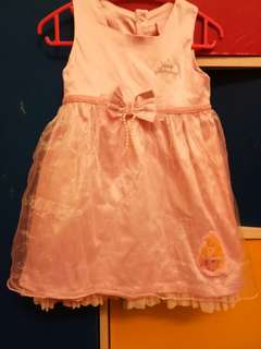 Disney baby princess dress