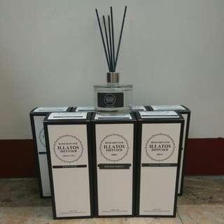 🚚 韓國品牌ILLATOS擴香瓶組,男人就該有自己的味道男性專用,現貨特價250元