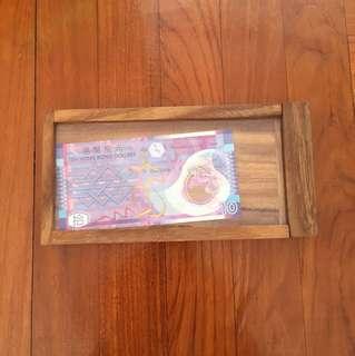 Wooden Secret Lock/ puzzle box (Money Holder)