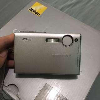 Nikon Coolpix Digital Camera Complete With Box