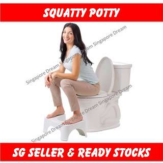 Squatty Potty / Home Remedies For Constipation Relief Treatment