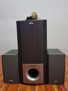 Sonic Gear Speaker (Negotiable)
