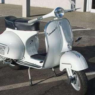 Vespa 1963 GS160