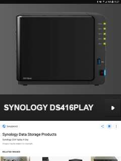 Want to learn how to host website on NAS Synology DS416 play