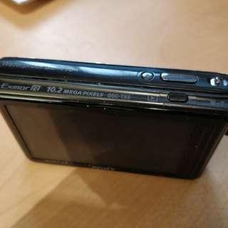 Sony waterproof camera