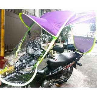 Motor Umbrella Sunshade Rain Cover Waterproof Motorcycle Umbrella