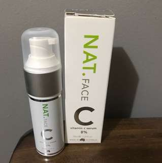 Face Vitamin C serum 8%