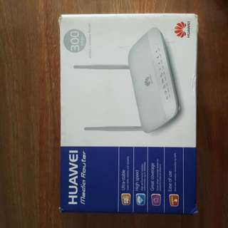 Huawei Media Router