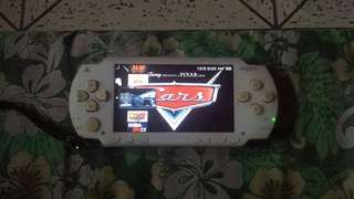 Psp 1000 phat very good condition with 4 gb memory with games nba,street fighter,tekken with charger txt me 09302104461