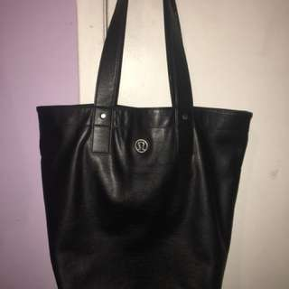 Authentic lululemon tote