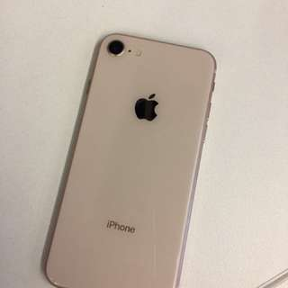 BRAND NEW - iPhone 8 64G Rose gold