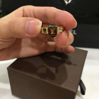 💯Authentic Louis Vuitton Ring