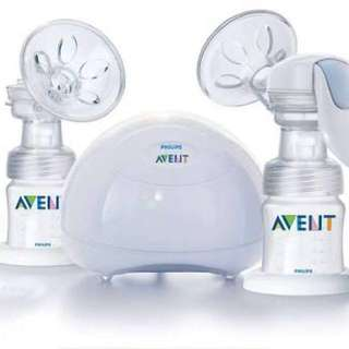 Avent Twin/Double Electric Breast Pump