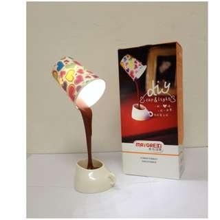Lampu LED model kopi tuang - HHM158