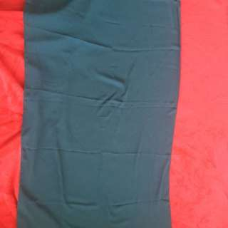 Mumuscarves Chiffon Shawl - Green