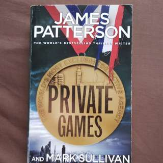 James Patterson: Private Games