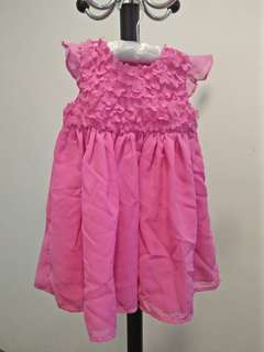 Mothercare Pink Dress
