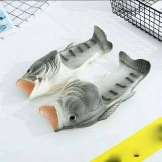 sandal ikan