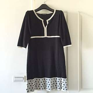 日系品牌QUEENS COURT洋裝
