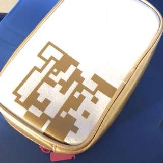 Shu Uemura X super Mario Bros. Make up pouch