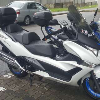 COI Silverwing 400