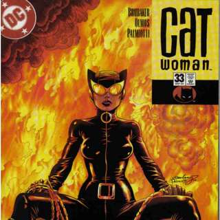 Catwoman v3 33-36 & 83 by DC Comics
