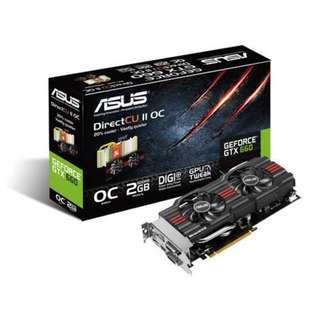 ASUS GTX 660