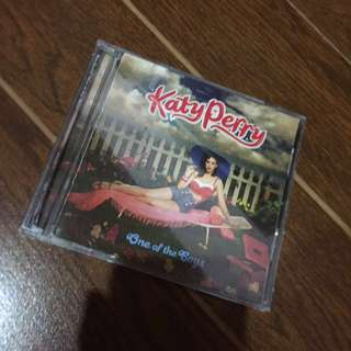 Katy Perry: One Of The Boys CD