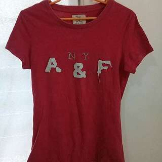 Authentic Abercrombie and Fitch