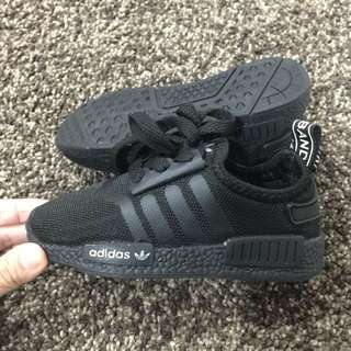 ADIDAS MND kids - all black
