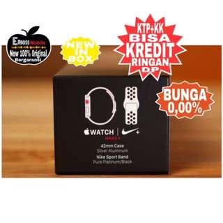 Apple Watch Gen 3 GPS Nike 42mm-Cash/kredit ditoko
