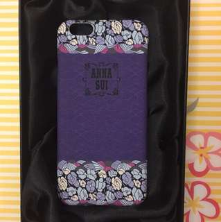 Anna Sui x Isetan 25th Anniversary iPhone casing cover