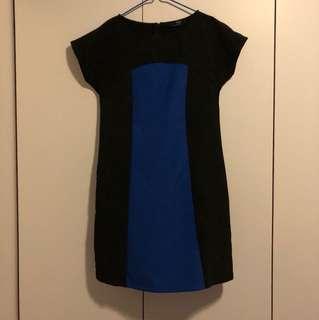 Summer work dress size XS (6)