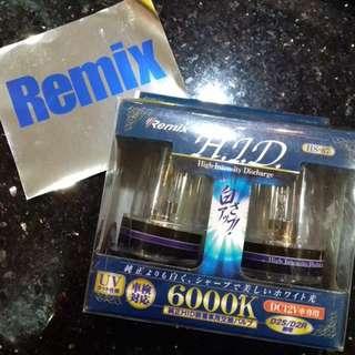 Original Remix Japan D2R / D2S 6000k HID Bulb