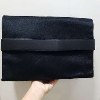 Unused Charles and Keith large clutch/bag