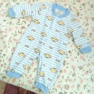 嬰兒兩穿連身衣